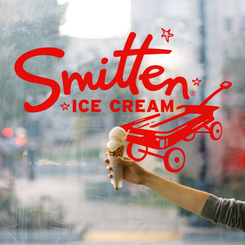 Smitten Ice Cream Hayes Valley Alluring Hayes Valley  Smitten Ice Cream Decorating Design