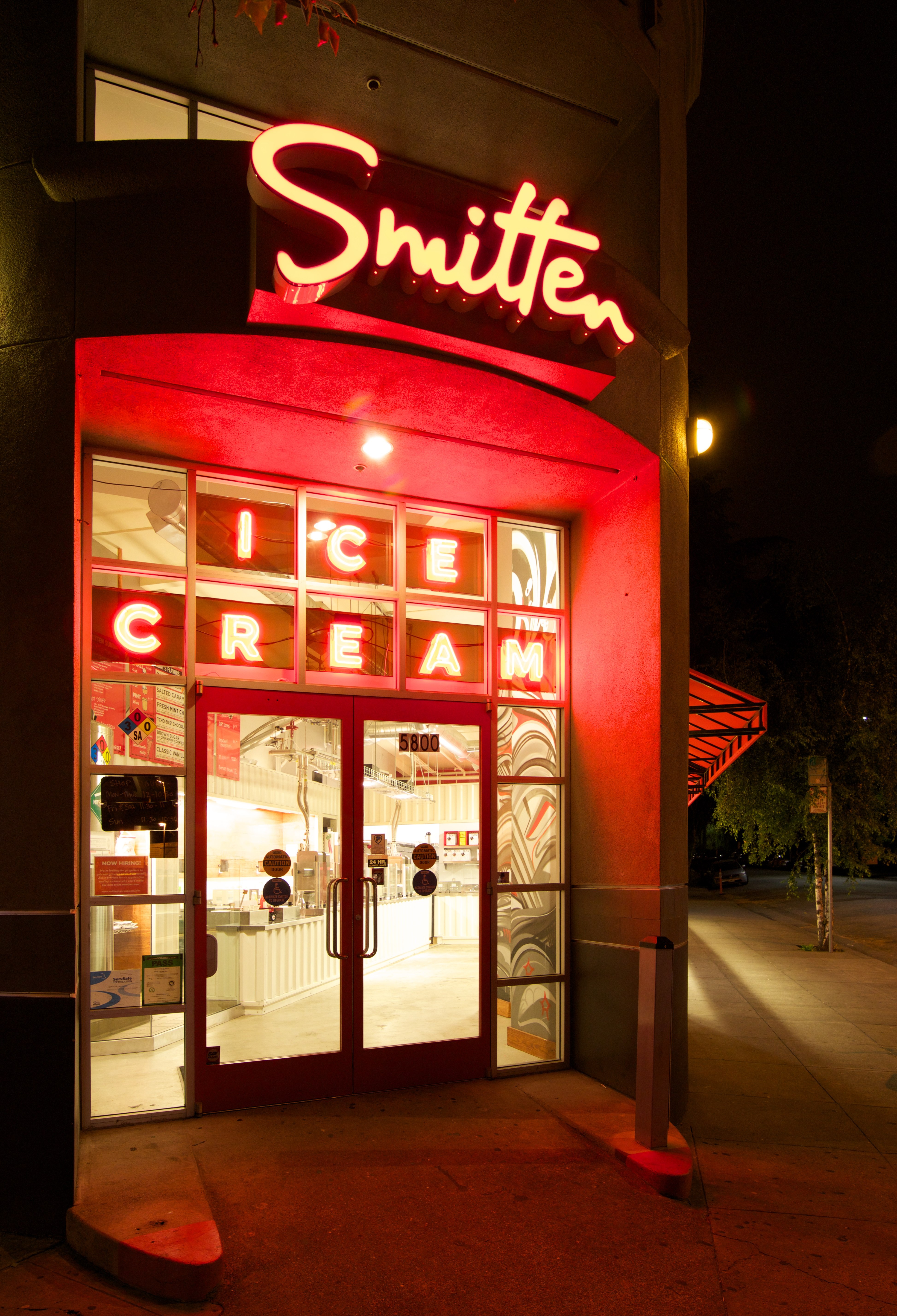 Smitten Ice Cream Rockridge rockridge (oakland) | smitten ice cream